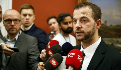 Danish parties call for deal to block EU referendum