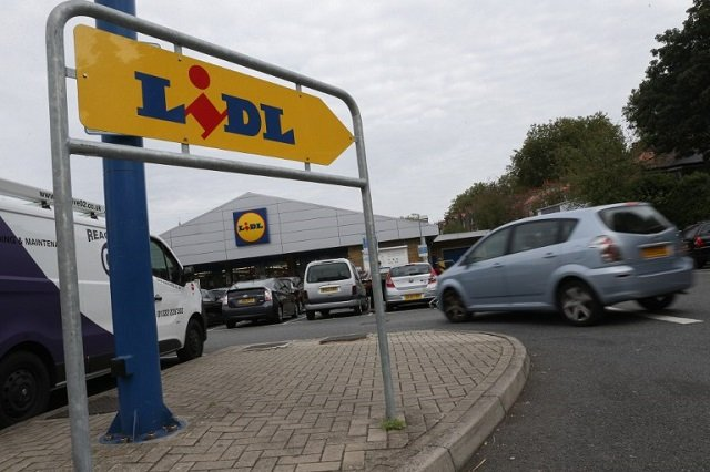 Lidl staff accused of racism after locking women in recycling container