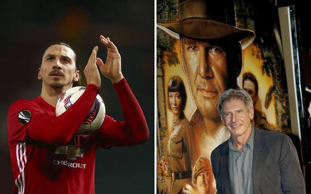 Zlatan Ibrahimovic says he is 'like Indiana Jones'