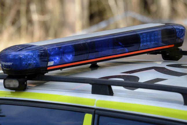 Suspected rape after Stockholm unlicensed taxi journey
