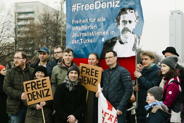 German lawmakers urge Turkey to free Die Welt journalist
