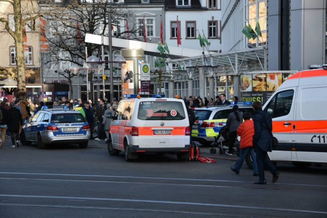 One dead, two injured in Germany car attack