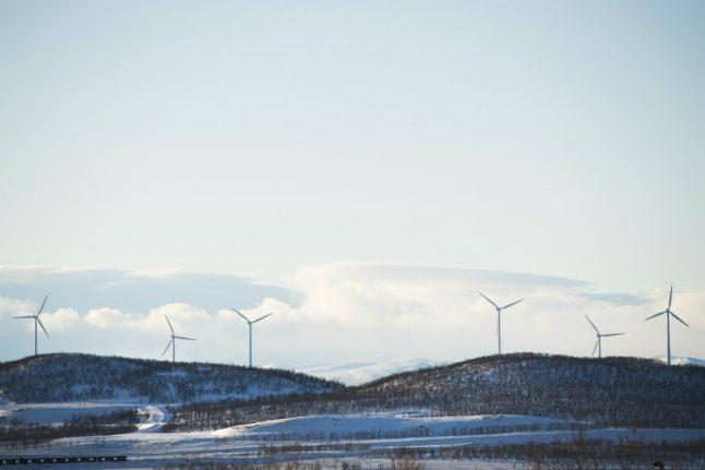 Swedish wind power expansion on the wane