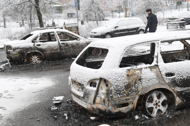 No arrests after Rinkeby riots