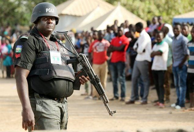 Gunmen kidnap two Germans in northern Nigeria: police