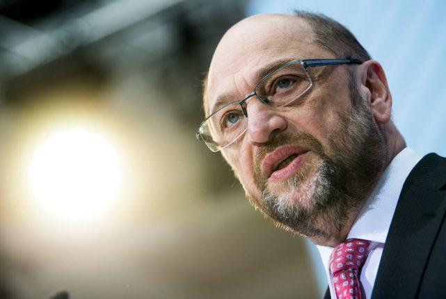 Merkel election rival accuses Trump of being 'un-American'