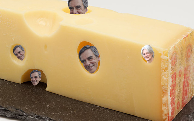 Why French presidential candidates can be compared to fromage
