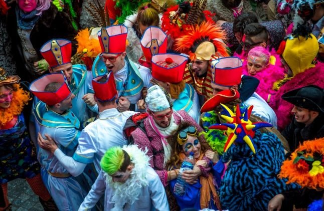 IN PICTURES: Dunkirk – France's craziest carnival