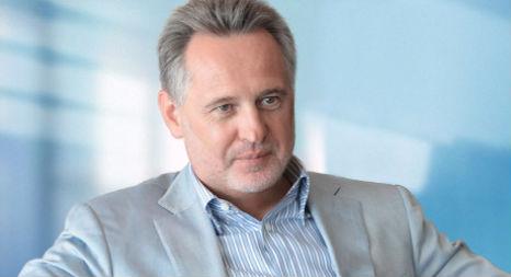 Austria arrests Ukrainian tycoon Firtash