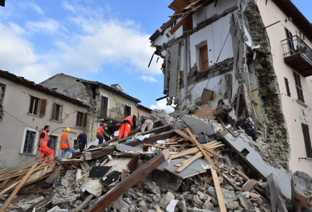 Earthquake survivor arrested for refusing to leave his town