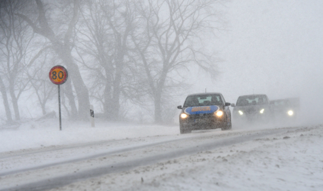 Sweden shivers in Arctic ice blast: here's how cold it is