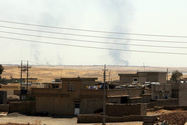 French jihadist Kassim targeted in Mosul strike: Pentagon