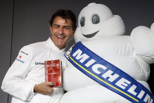 €490 per head… and other key figures about France's 616 Michelin-starred restaurants