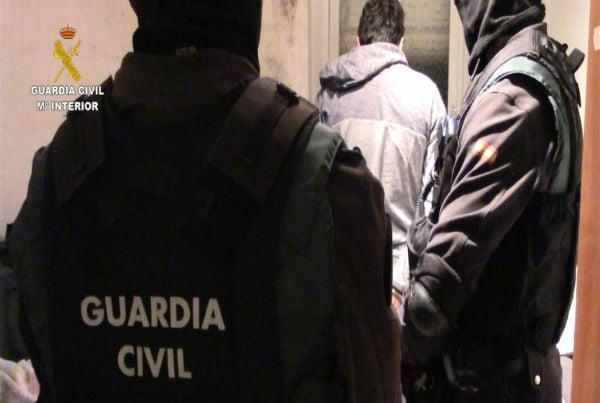 Jihadist duo linked to Islamic State arrested in northeastern Spain,
