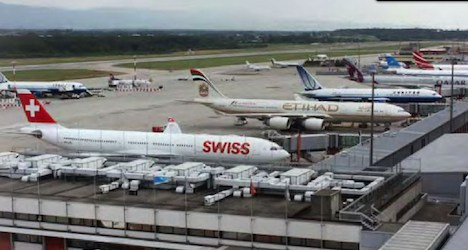 National airline rethinks plan to pull out of Geneva