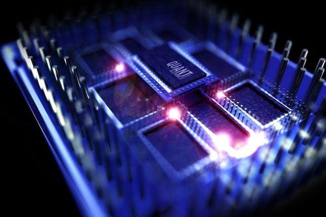 Danish scientists behind 'quantum leap' blueprint for super-computers