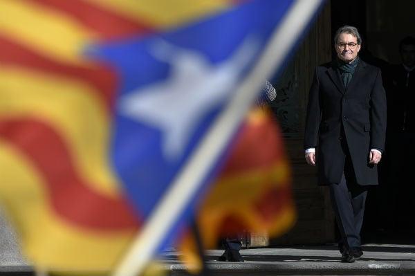 Catalonia's former separatist leader Artur Mas warns Madrid of backlash