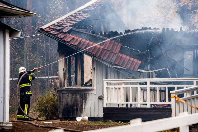 New stats on asylum homes torched in Sweden in 2016