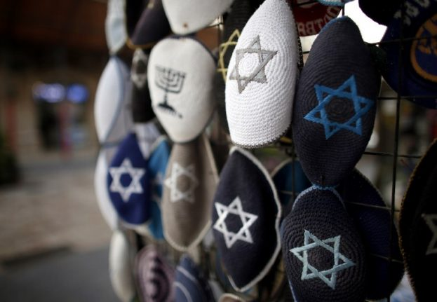 Two Jewish brothers 'assaulted with hacksaw' in Paris suburbs