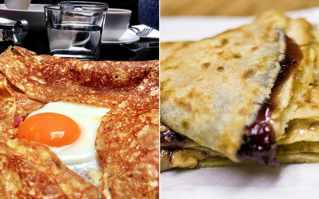 Is that a crêpe or a galette? The great Breton debate