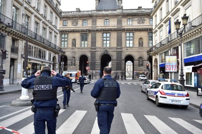 What we know so far about the Louvre machete attack