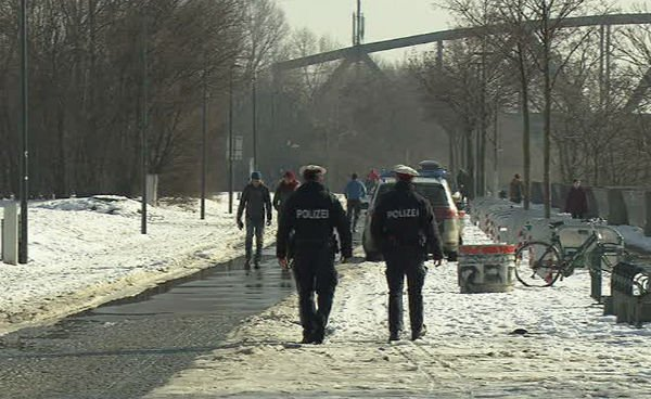 Police release 20 Chechens after mass arrests in Vienna