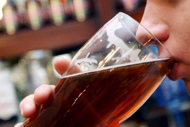 Why Germans are losing their taste for beer