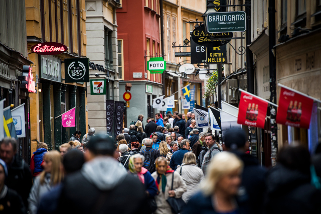 'Do not buy into the lies spread about Sweden'
