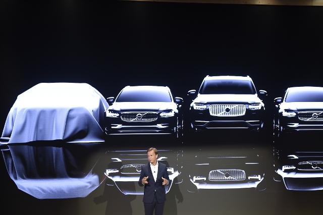 Volvo predicts record sales in 2017