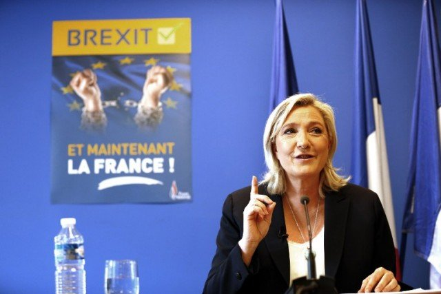 How Le Pen's plan to quit the euro could spell economic disaster for France