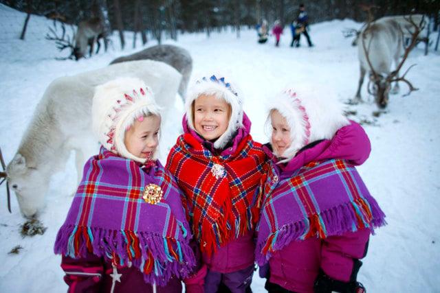 Sami mark 100 years of annual gathering