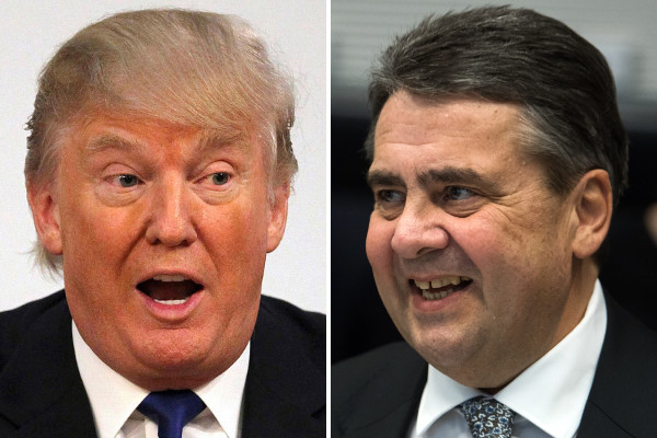 5 times Germany's new foreign minister has had a go at Trump