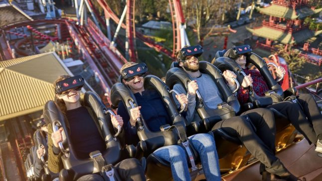 Why this was a great week for thrill seekers in Denmark
