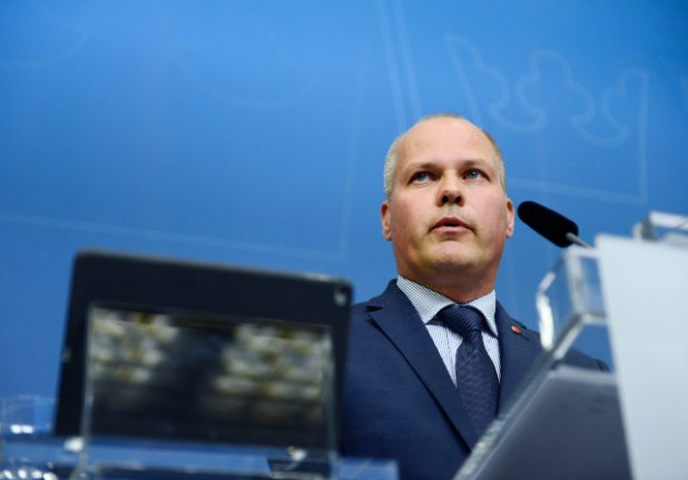 Minister blasts Sweden Democrats' Wall Street Journal op-ed: 'They're lying about Sweden'