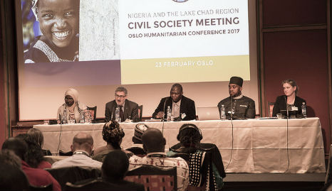 Norway hosts international donor meet for Nigeria famine