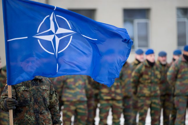 German army battles 'fake news' of rape reports in Lithuania