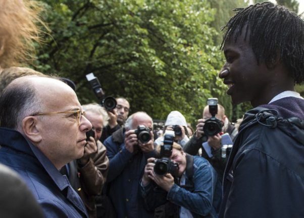 French university offers migrants crash course in student life