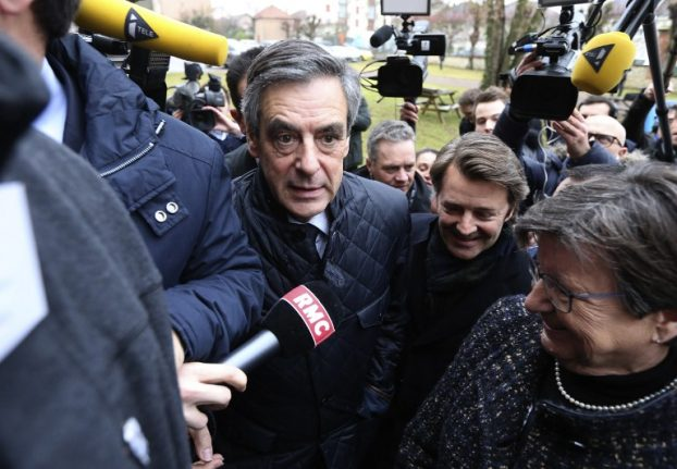 Moving forward: Fillon 'relaunches' campaign after expenses scandal
