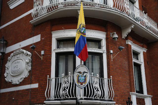 Assange demands Sweden and UK 'restore his liberty'