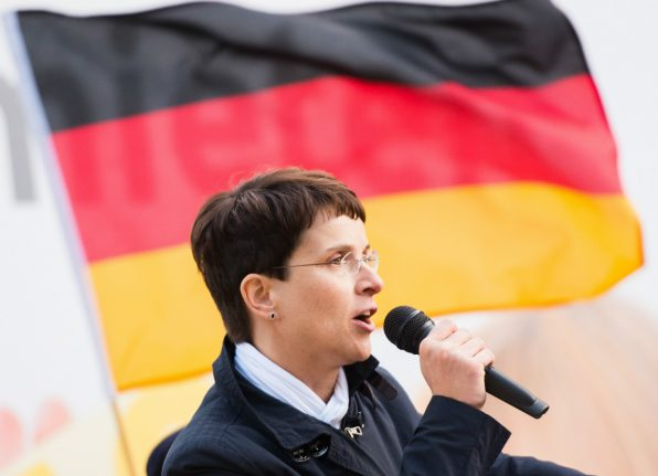 Majority of Germans think AfD are an extreme right party: survey