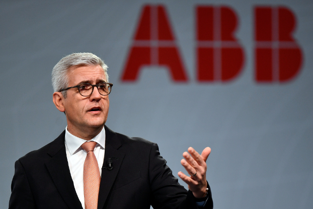 Swedish-Swiss ABB uncovers $100 million fraud