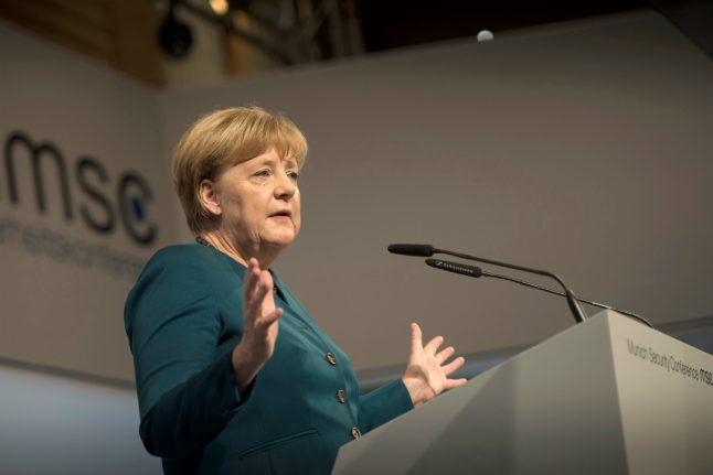 Merkel's trip to Algeria called off due to president's illness