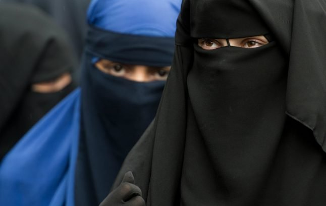 Bavaria agrees on draft law to ban burqa in public