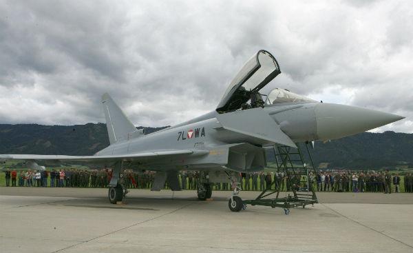 Austria to sue Airbus over alleged Eurofighter fraud