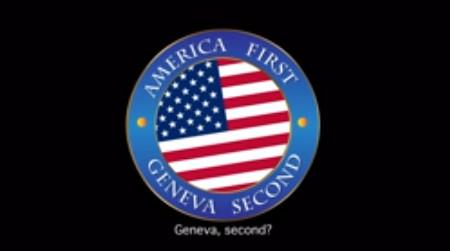 VIDEO: New satirical film introduces Trump to Geneva