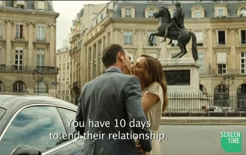 The five most romantic French films of all time