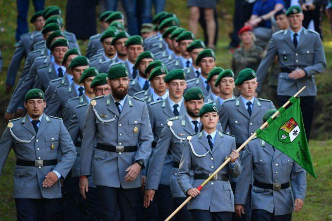 Trump fires up German debate on military spending