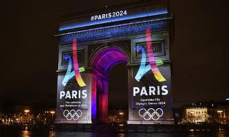 Mon Dieu! Paris snubs French and picks English slogan for 2024 Olympics bid