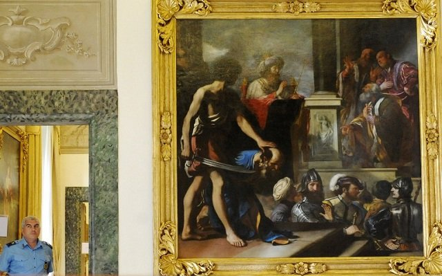 Stolen €6 million Italian painting by 'The Squinter' found in Morocco