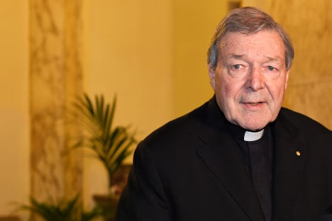 Pope aide Pell hits out at 'anti-religion' agendas